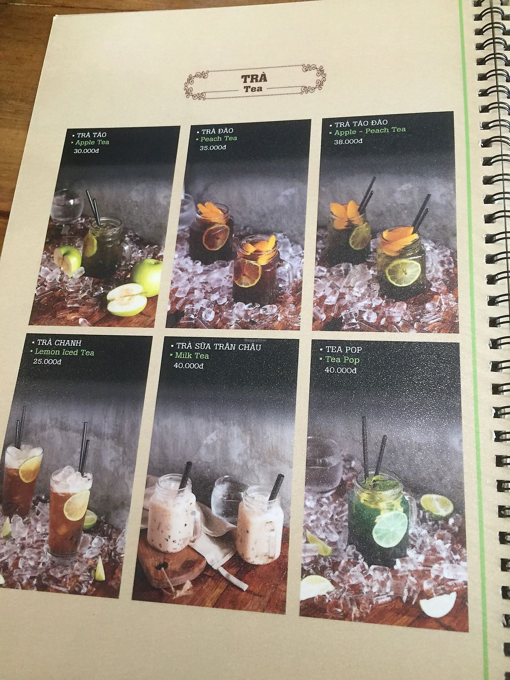 """Photo of Vegan Kitchen  by <a href=""""/members/profile/SusanRoberts"""">SusanRoberts</a> <br/>Menu <br/> December 31, 2017  - <a href='/contact/abuse/image/91953/341232'>Report</a>"""