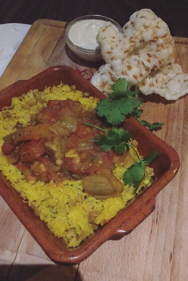 "Photo of ACU Kitchen Punx  by <a href=""/members/profile/RomaDhanani"">RomaDhanani</a> <br/>Indian food, so good! <br/> November 10, 2017  - <a href='/contact/abuse/image/9196/323837'>Report</a>"