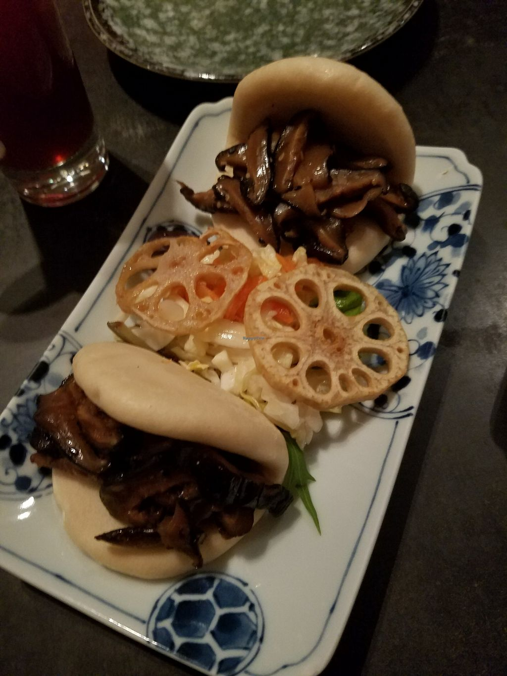 """Photo of DC Noodles  by <a href=""""/members/profile/MerryRose"""">MerryRose</a> <br/>mushroom bun with pickled vegetables <br/> December 27, 2017  - <a href='/contact/abuse/image/92005/339628'>Report</a>"""