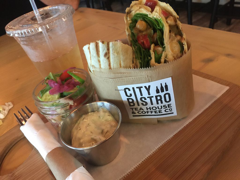 "Photo of City Bistro Tea House & Coffee Co.  by <a href=""/members/profile/Daniellern"">Daniellern</a> <br/>total deliciousness! <br/> July 28, 2017  - <a href='/contact/abuse/image/92006/285908'>Report</a>"
