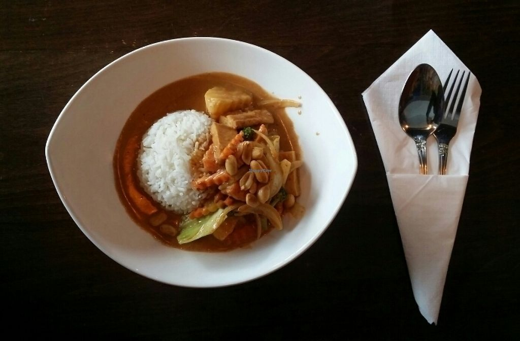 "Photo of Khot Thai  by <a href=""/members/profile/Mike%20Munsie"">Mike Munsie</a> <br/>massaman curry with rice <br/> May 13, 2017  - <a href='/contact/abuse/image/92010/258315'>Report</a>"