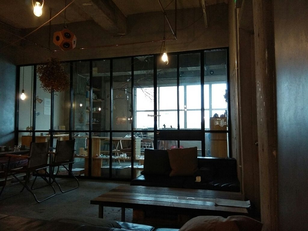 """Photo of Off-Grid Cafe - Physical  by <a href=""""/members/profile/Lovemyveg"""">Lovemyveg</a> <br/>off grid cafe <br/> June 25, 2017  - <a href='/contact/abuse/image/92015/273209'>Report</a>"""