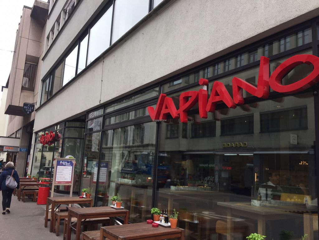 """Photo of Vapiano  by <a href=""""/members/profile/vegpilot"""">vegpilot</a> <br/>Front  <br/> May 12, 2017  - <a href='/contact/abuse/image/92069/258272'>Report</a>"""