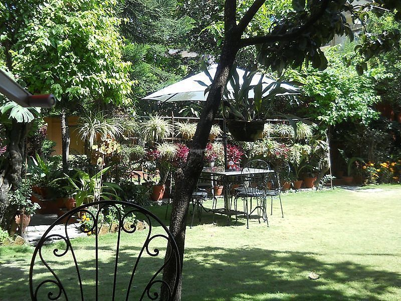 "Photo of Rabsel Garden Cafe at Shechen Monastery  by <a href=""/members/profile/Masala-Dosa"">Masala-Dosa</a> <br/>Garden <br/> October 18, 2017  - <a href='/contact/abuse/image/92083/316288'>Report</a>"