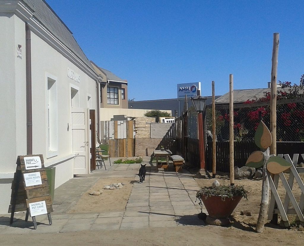 """Photo of Nature's Path  by <a href=""""/members/profile/BrittKlews-Stauch"""">BrittKlews-Stauch</a> <br/>Our new location with outdoor area being upgraded <br/> May 15, 2017  - <a href='/contact/abuse/image/92163/259063'>Report</a>"""