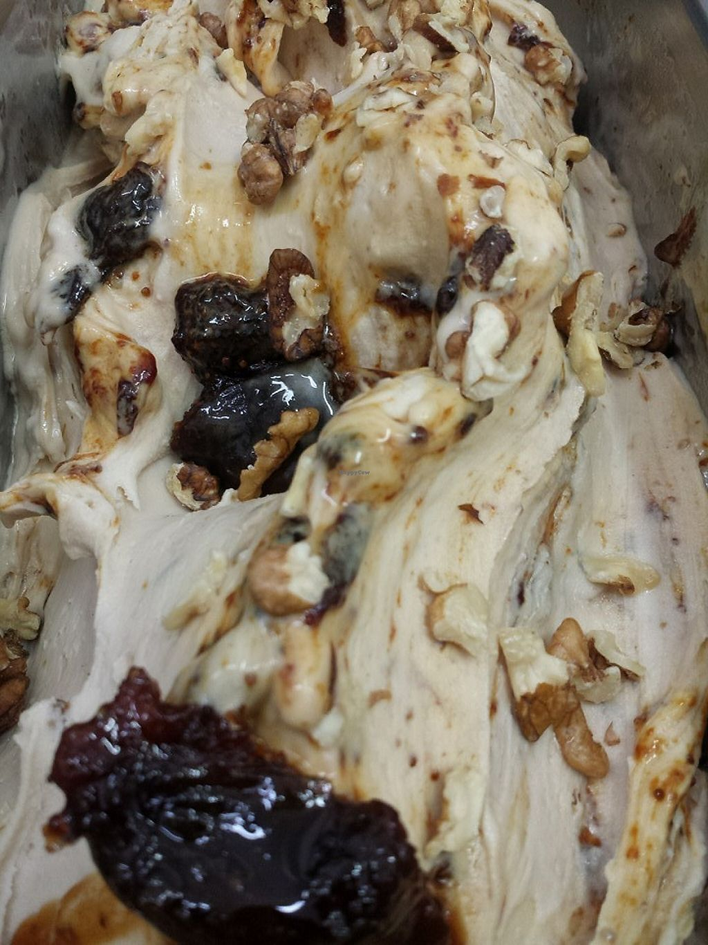 """Photo of Stella Marina Gelateria  by <a href=""""/members/profile/community5"""">community5</a> <br/>Vegan fig and walnut gelato <br/> May 16, 2017  - <a href='/contact/abuse/image/92173/259249'>Report</a>"""