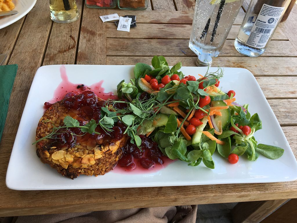 """Photo of The Polgooth Inn  by <a href=""""/members/profile/KelseyHudspeth"""">KelseyHudspeth</a> <br/>Moroccan nut loaf <br/> July 25, 2017  - <a href='/contact/abuse/image/92174/284543'>Report</a>"""