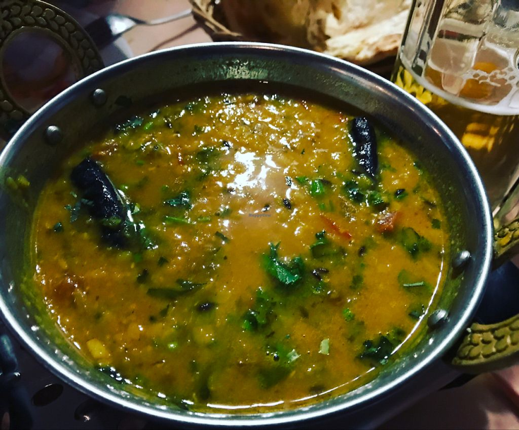 "Photo of Ganesha Restaurant - West  by <a href=""/members/profile/VanessaWinkler"">VanessaWinkler</a> <br/>yellow lentils curry <br/> May 16, 2017  - <a href='/contact/abuse/image/92195/259290'>Report</a>"