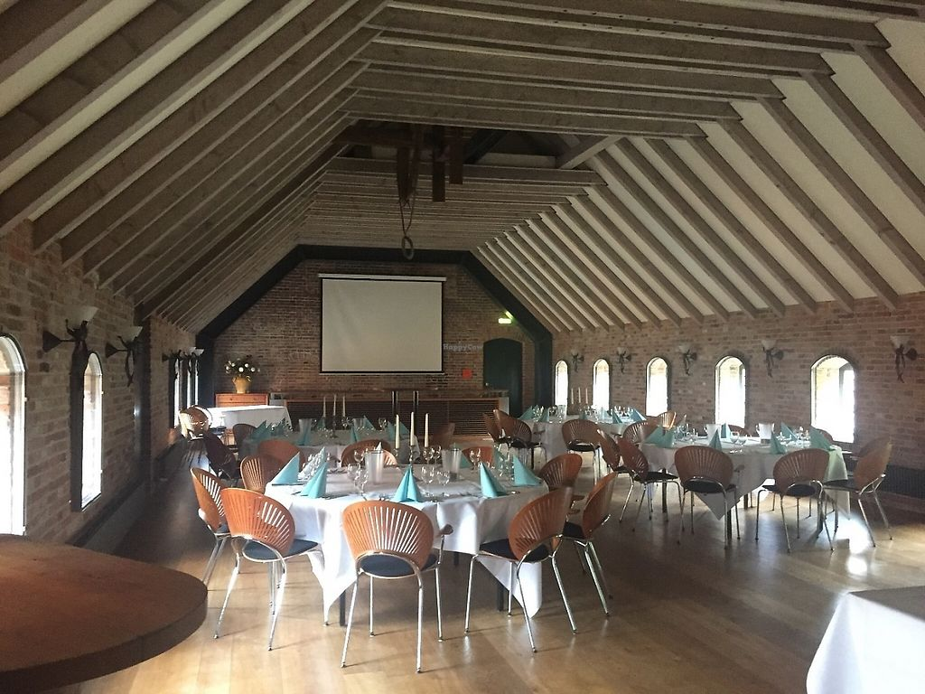 "Photo of CLOSED: Speicher N77  by <a href=""/members/profile/TheFlyingVegan"">TheFlyingVegan</a> <br/>Upper room for banquets and other festivities <br/> May 16, 2017  - <a href='/contact/abuse/image/92233/259271'>Report</a>"