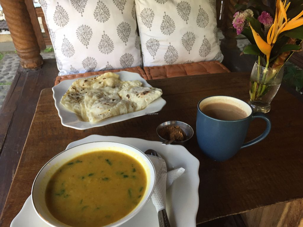 "Photo of Mumbai Station  by <a href=""/members/profile/SusanRoberts"">SusanRoberts</a> <br/>pumpkin Dal soup, chapati, and coconut chai <br/> May 17, 2017  - <a href='/contact/abuse/image/92274/259455'>Report</a>"