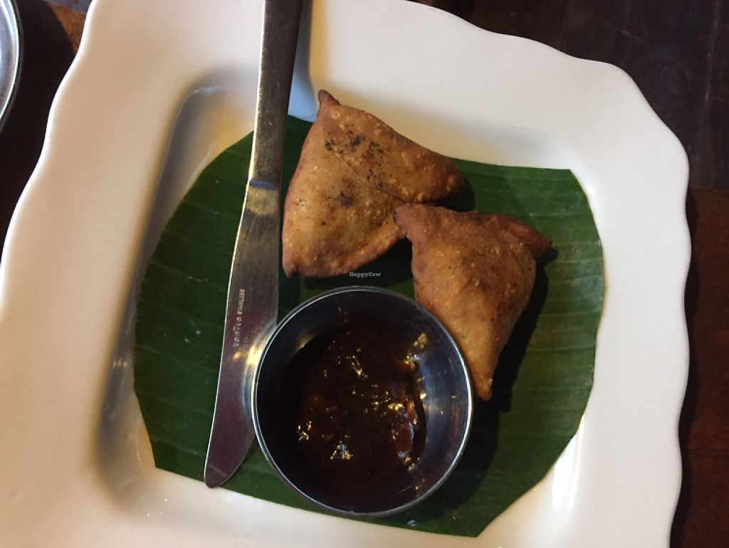 "Photo of Mumbai Station  by <a href=""/members/profile/SusanRoberts"">SusanRoberts</a> <br/>pumpkin potato samosa <br/> May 17, 2017  - <a href='/contact/abuse/image/92274/259473'>Report</a>"