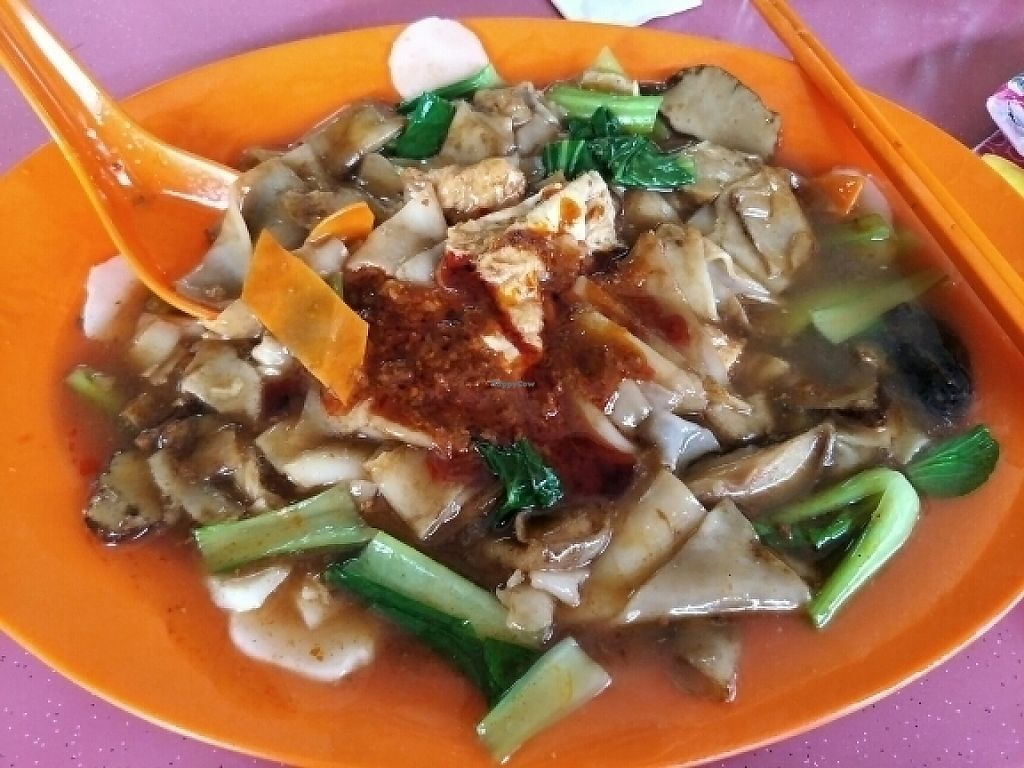 """Photo of Tong Li Vegetarian Food  by <a href=""""/members/profile/XiaoAi"""">XiaoAi</a> <br/>Hor Fan <br/> June 4, 2017  - <a href='/contact/abuse/image/92281/265539'>Report</a>"""