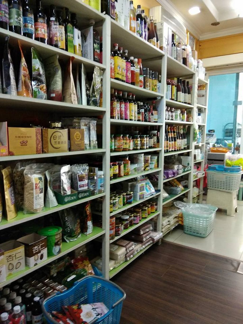"""Photo of Ananda Home - Yishun  by <a href=""""/members/profile/JimmySeah"""">JimmySeah</a> <br/>grocery section  <br/> May 18, 2017  - <a href='/contact/abuse/image/92289/259676'>Report</a>"""