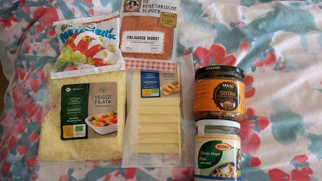 """Photo of Erica Kruiderijen Heerlen  by <a href=""""/members/profile/ElisevanDam"""">ElisevanDam</a> <br/>Everything except the 'de vegetarische slager' is bought at this store <br/> May 17, 2017  - <a href='/contact/abuse/image/92332/259520'>Report</a>"""