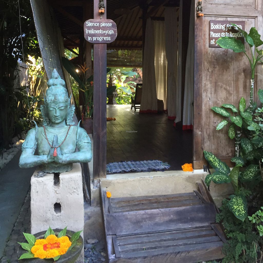 "Photo of Darshana Lodging, Spa, and Yoga  by <a href=""/members/profile/SusanRoberts"">SusanRoberts</a> <br/>spa entrance <br/> May 18, 2017  - <a href='/contact/abuse/image/92334/259663'>Report</a>"