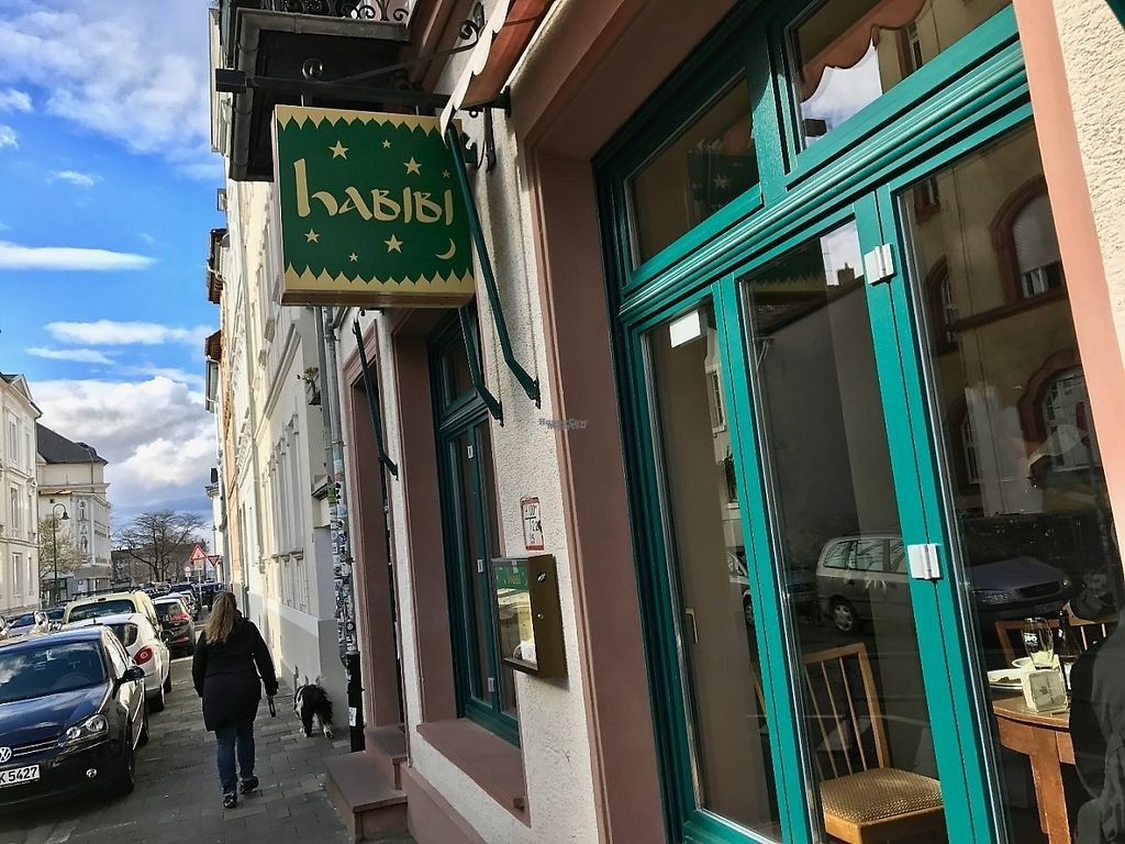 "Photo of Cafe Habibi  by <a href=""/members/profile/marky_mark"">marky_mark</a> <br/>outisde (quiet side street, 5 mins from city center) <br/> March 5, 2017  - <a href='/contact/abuse/image/9233/233029'>Report</a>"