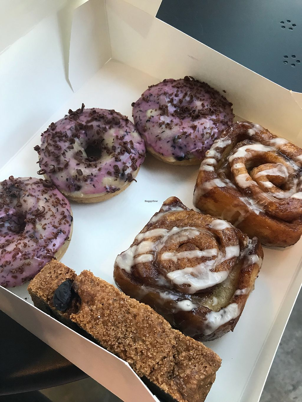 """Photo of Farmacy Vegan Kitchen & Bakery  by <a href=""""/members/profile/HollyJoyMcCabe"""">HollyJoyMcCabe</a> <br/>? <br/> January 17, 2018  - <a href='/contact/abuse/image/92359/347639'>Report</a>"""