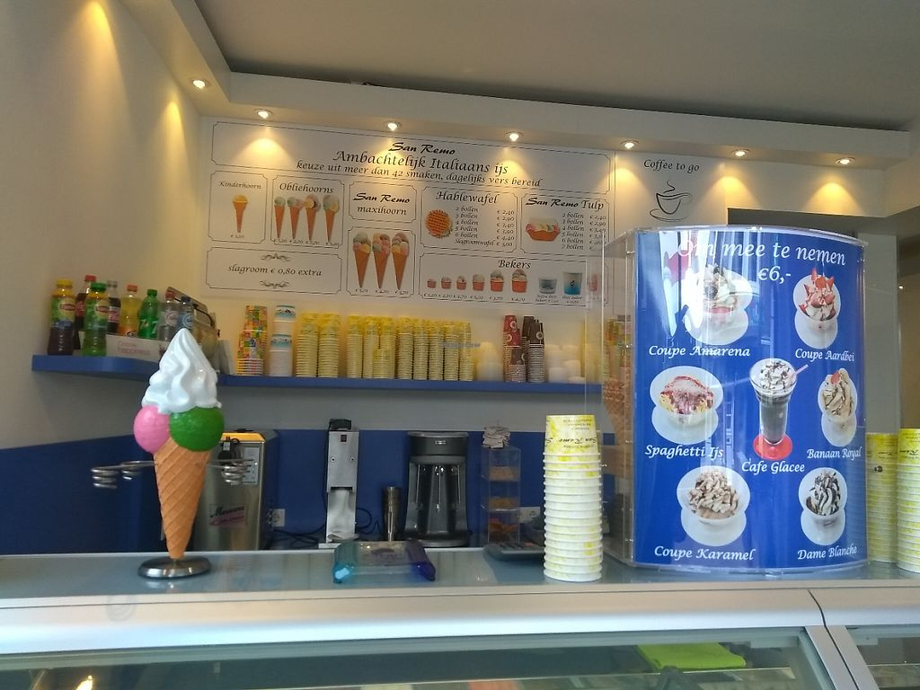 """Photo of Gelateria San Remo  by <a href=""""/members/profile/thenaturalfusions"""">thenaturalfusions</a> <br/>Gelateria San Remo  <br/> May 17, 2017  - <a href='/contact/abuse/image/92368/259549'>Report</a>"""