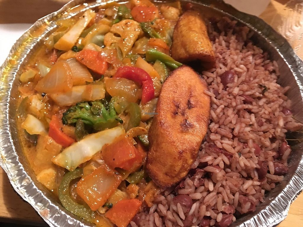 """Photo of Sweet Fingers Restaurant  by <a href=""""/members/profile/Tigra220"""">Tigra220</a> <br/>Curry Vegetables <br/> May 18, 2017  - <a href='/contact/abuse/image/92381/259711'>Report</a>"""