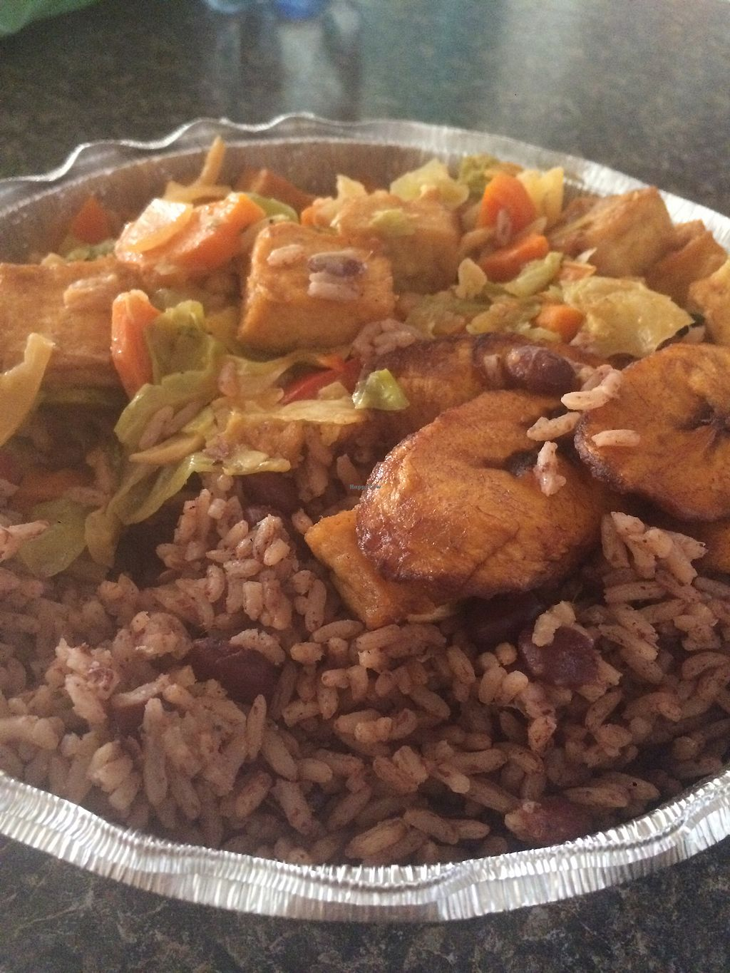 """Photo of Sweet Fingers Restaurant  by <a href=""""/members/profile/MichelleSF"""">MichelleSF</a> <br/>Tofu stew take-out. Sooooo good! <br/> September 16, 2017  - <a href='/contact/abuse/image/92381/305165'>Report</a>"""