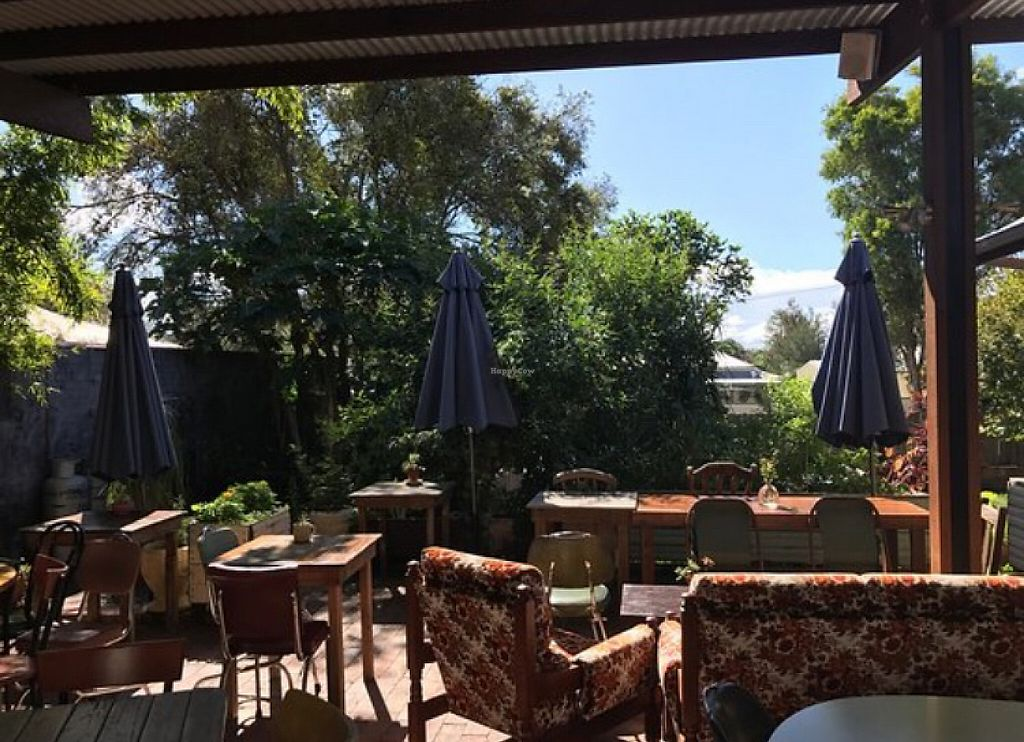 "Photo of Garden Grub Cafe  by <a href=""/members/profile/anna16"">anna16</a> <br/>outdoor area <br/> May 18, 2017  - <a href='/contact/abuse/image/92384/259879'>Report</a>"