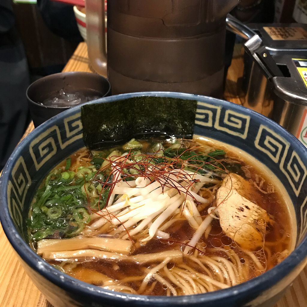 "Photo of Kyushu Jangara Ramen - Akihabara  by <a href=""/members/profile/Keito26"">Keito26</a> <br/>Vegan Ramen  <br/> January 5, 2018  - <a href='/contact/abuse/image/92385/343162'>Report</a>"