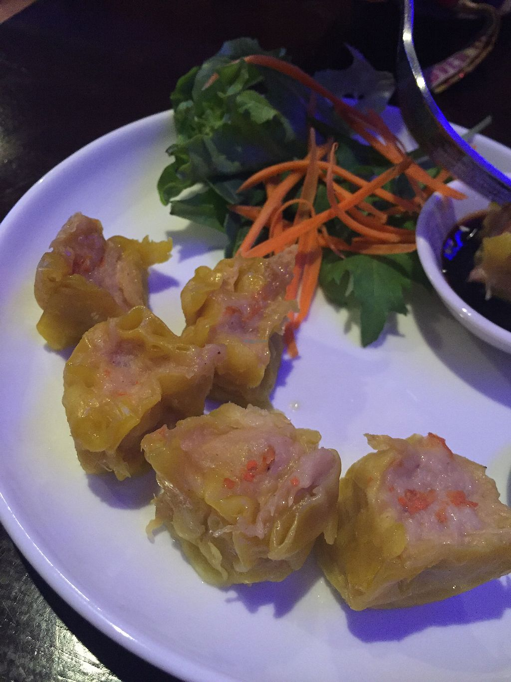 "Photo of PingAn Veggie Time  by <a href=""/members/profile/Sallyb33"">Sallyb33</a> <br/>the best vegan dumplings on the planet (trust me) <br/> July 27, 2017  - <a href='/contact/abuse/image/92387/285430'>Report</a>"