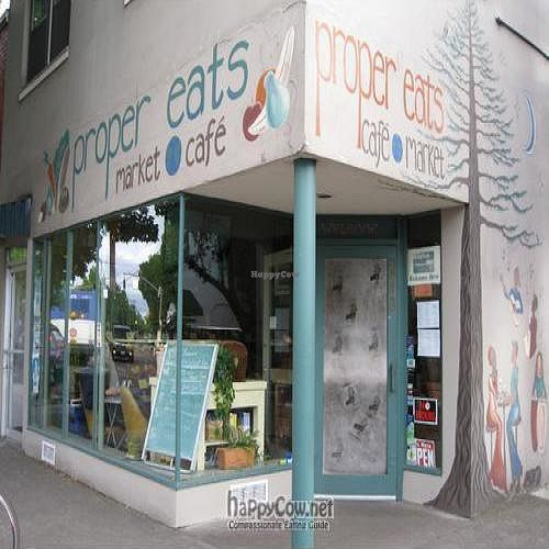 "Photo of CLOSED: Proper Eats Market and Cafe  by <a href=""/members/profile/suecag"">suecag</a> <br/> April 15, 2010  - <a href='/contact/abuse/image/9241/4306'>Report</a>"