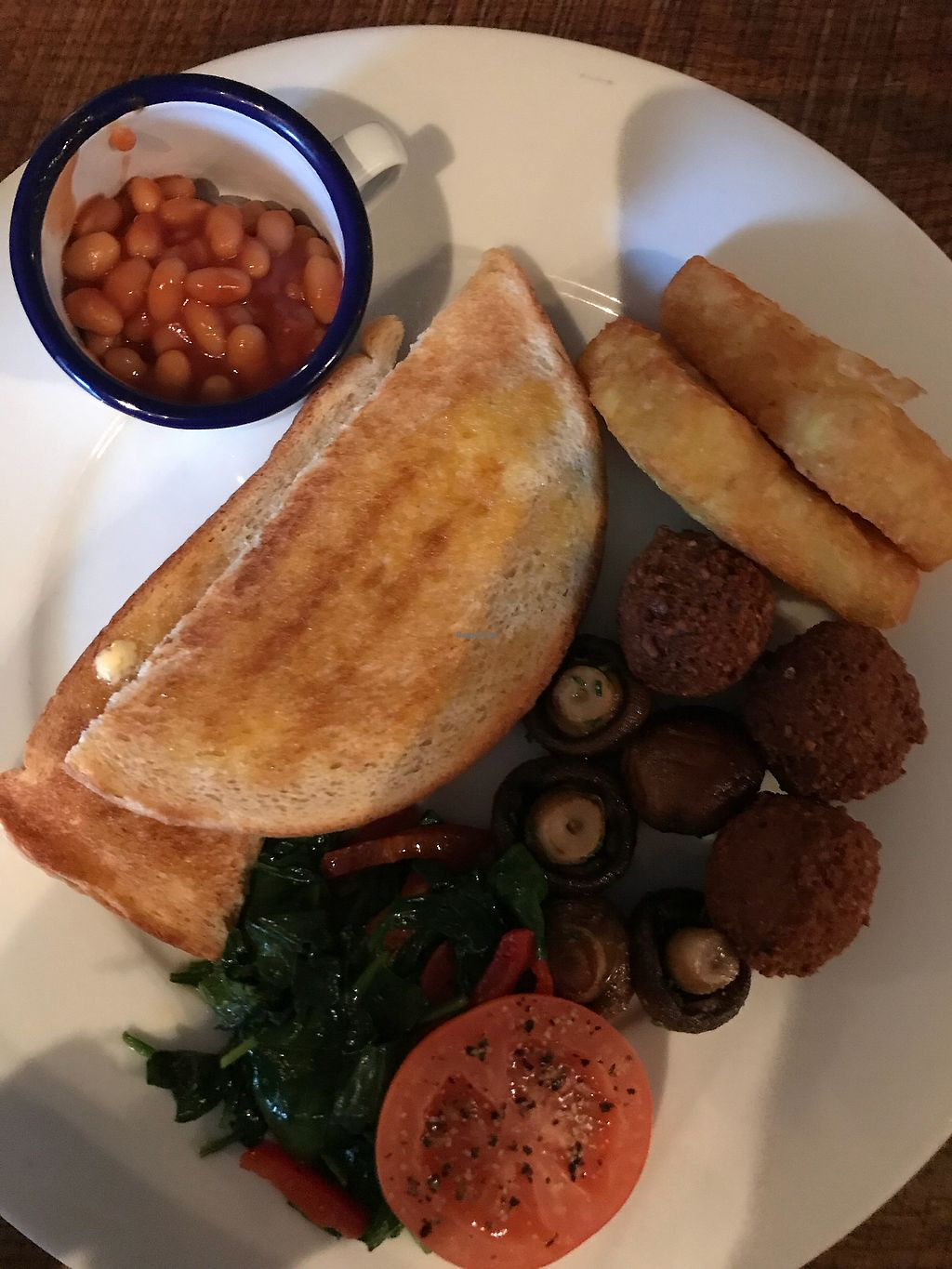 """Photo of Toro Lounge  by <a href=""""/members/profile/Millie10"""">Millie10</a> <br/>Vegan brunch <br/> January 2, 2018  - <a href='/contact/abuse/image/92423/342147'>Report</a>"""
