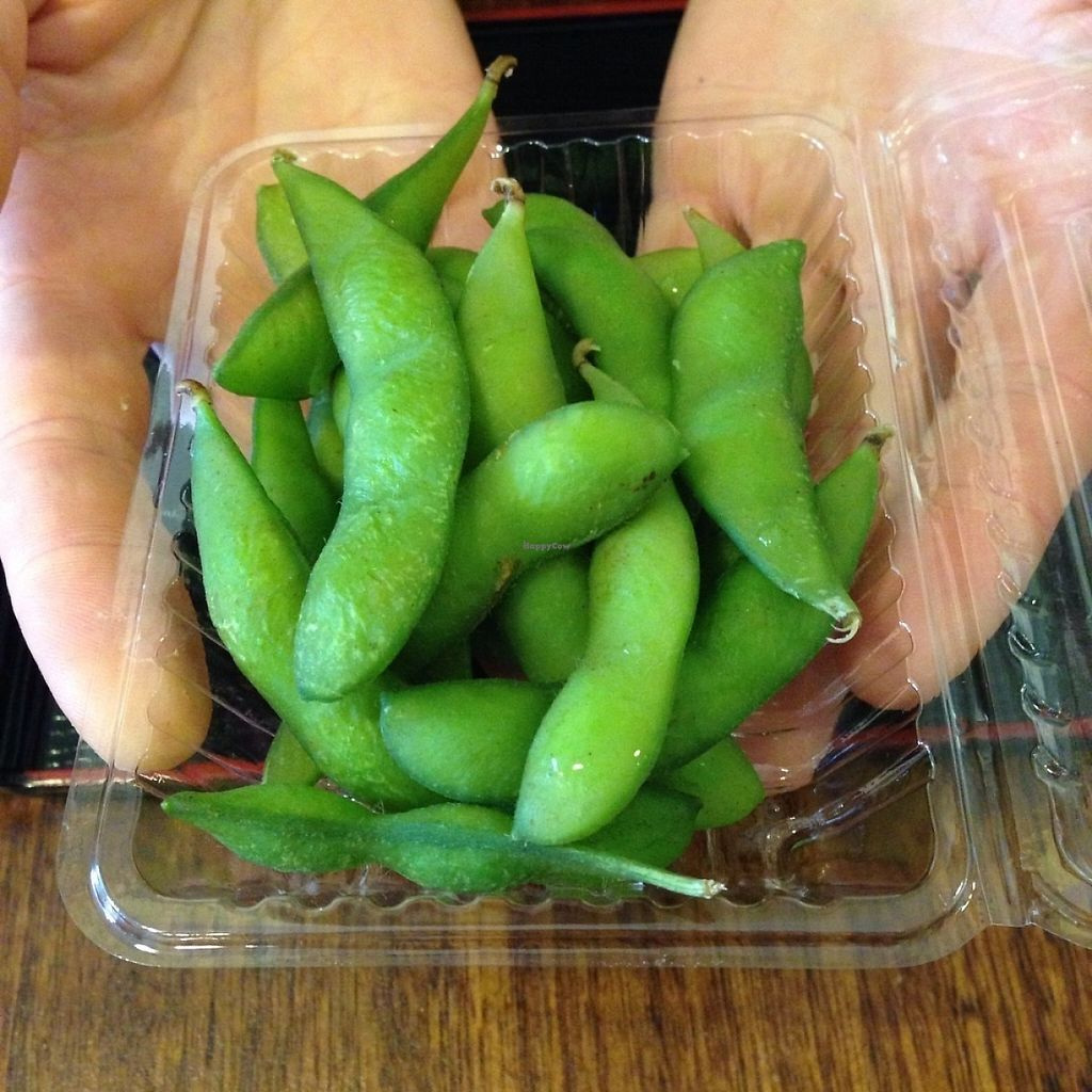"""Photo of Ten Koo  by <a href=""""/members/profile/DebBurgis"""">DebBurgis</a> <br/>Fresh steamed & salted edamame, very tasty!  <br/> May 20, 2017  - <a href='/contact/abuse/image/92455/260495'>Report</a>"""