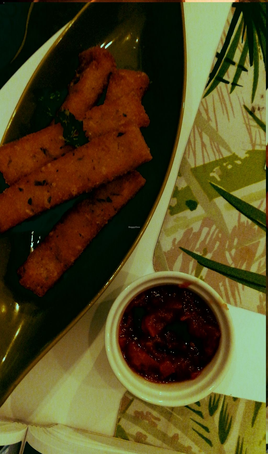 """Photo of CLOSED: Plant Grill  by <a href=""""/members/profile/LenaMarie"""">LenaMarie</a> <br/>polenta fingers - tapas <br/> September 25, 2017  - <a href='/contact/abuse/image/92475/308186'>Report</a>"""