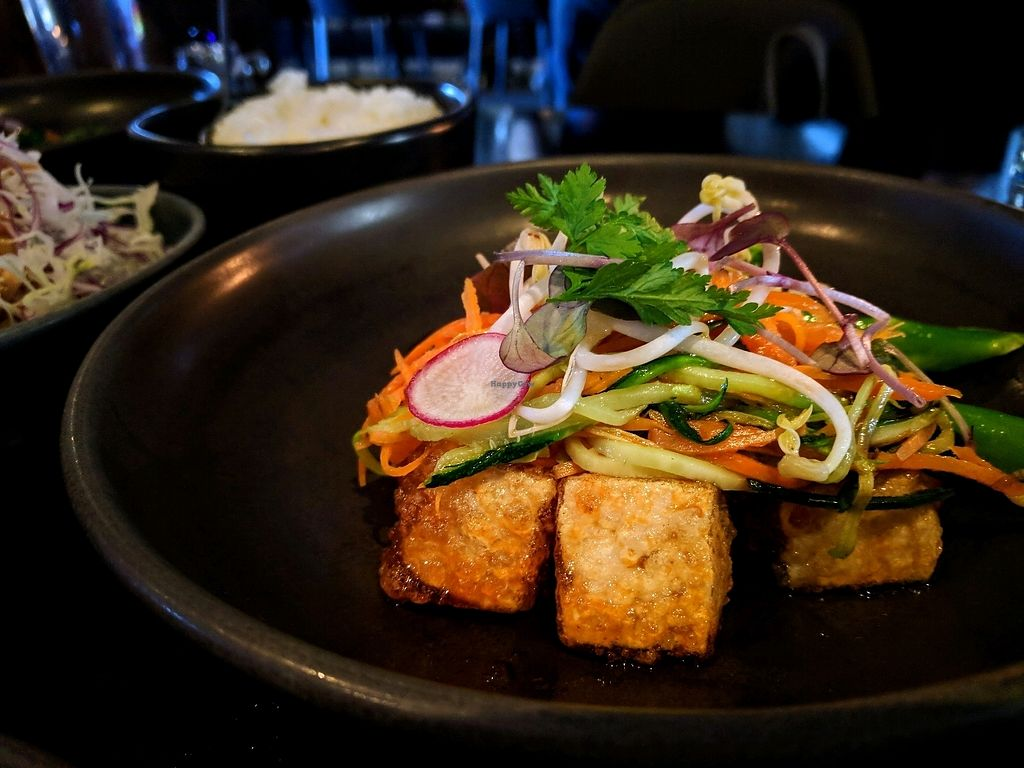 """Photo of Ebisu  by <a href=""""/members/profile/The%20Hungry%20Vegan"""">The Hungry Vegan</a> <br/>Vegan Set, Course 5 - Tofu <br/> December 31, 2017  - <a href='/contact/abuse/image/92486/341444'>Report</a>"""
