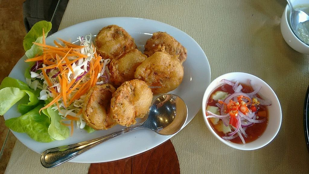 """Photo of Jai Sai  by <a href=""""/members/profile/RachelLou44"""">RachelLou44</a> <br/>Fried curry cake <br/> December 8, 2017  - <a href='/contact/abuse/image/92487/333345'>Report</a>"""