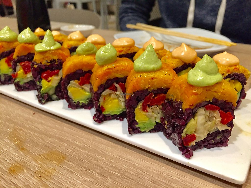 "Photo of Beyond Sushi - Herald Square  by <a href=""/members/profile/JennyC"">JennyC</a> <br/>best sushi ever!!! <br/> June 23, 2017  - <a href='/contact/abuse/image/92497/272715'>Report</a>"