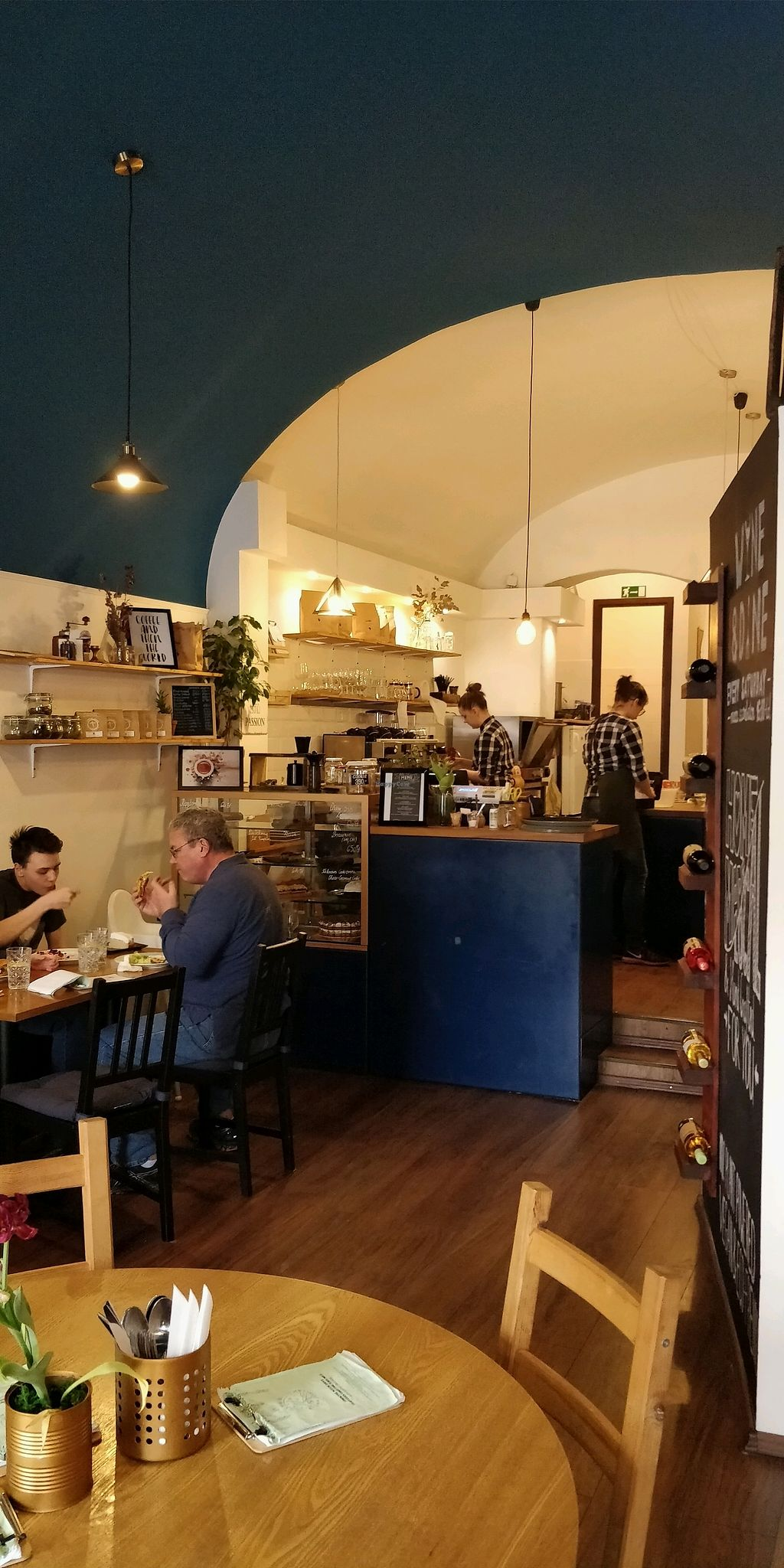 """Photo of LYR Speciality Coffee and Food  by <a href=""""/members/profile/hungrycow108"""">hungrycow108</a> <br/>Interior <br/> March 31, 2018  - <a href='/contact/abuse/image/92536/378679'>Report</a>"""