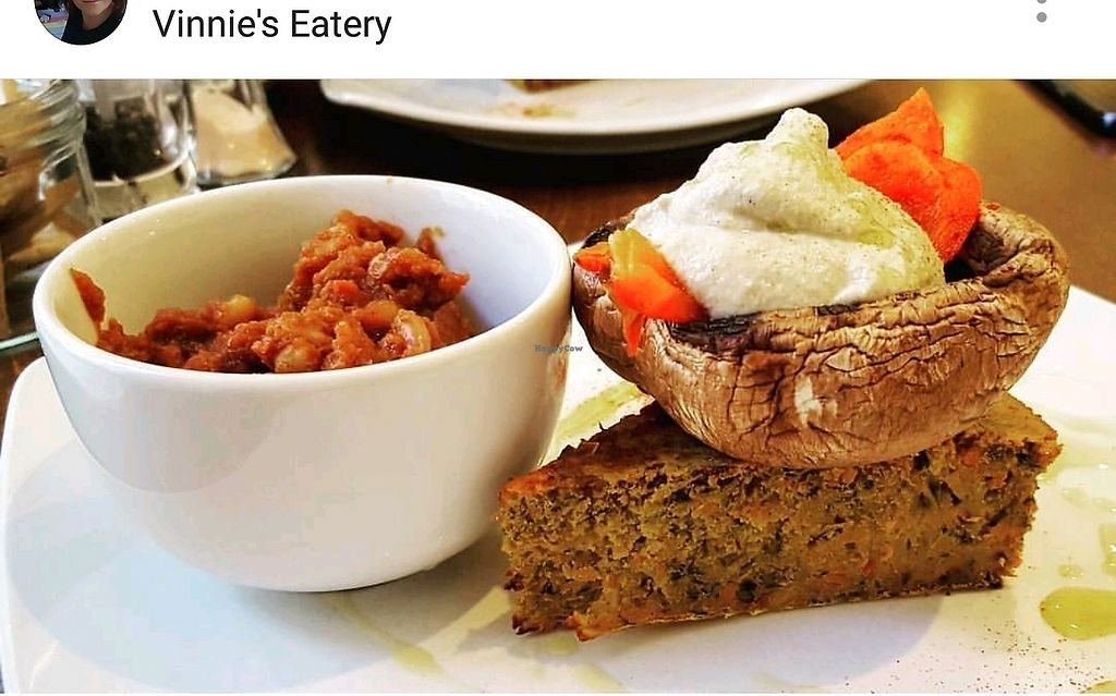 """Photo of Vinnie's Eatery  by <a href=""""/members/profile/Vegfix"""">Vegfix</a> <br/>Breakfast.....so good! <br/> September 13, 2017  - <a href='/contact/abuse/image/92537/303998'>Report</a>"""