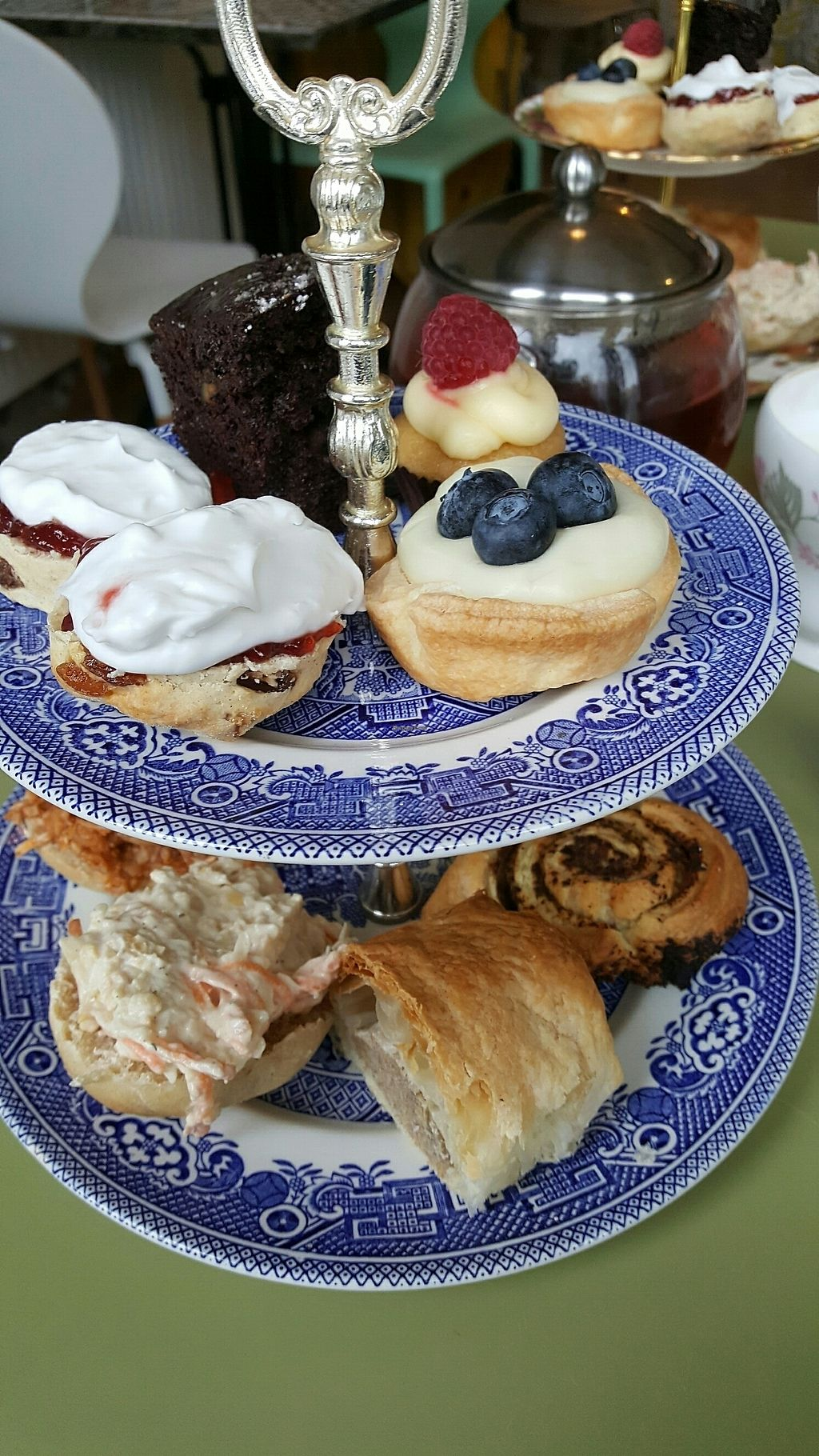 """Photo of The Peppercorn  by <a href=""""/members/profile/LaylaEllis"""">LaylaEllis</a> <br/>Afternoon Tea selection  <br/> July 11, 2017  - <a href='/contact/abuse/image/92548/279218'>Report</a>"""