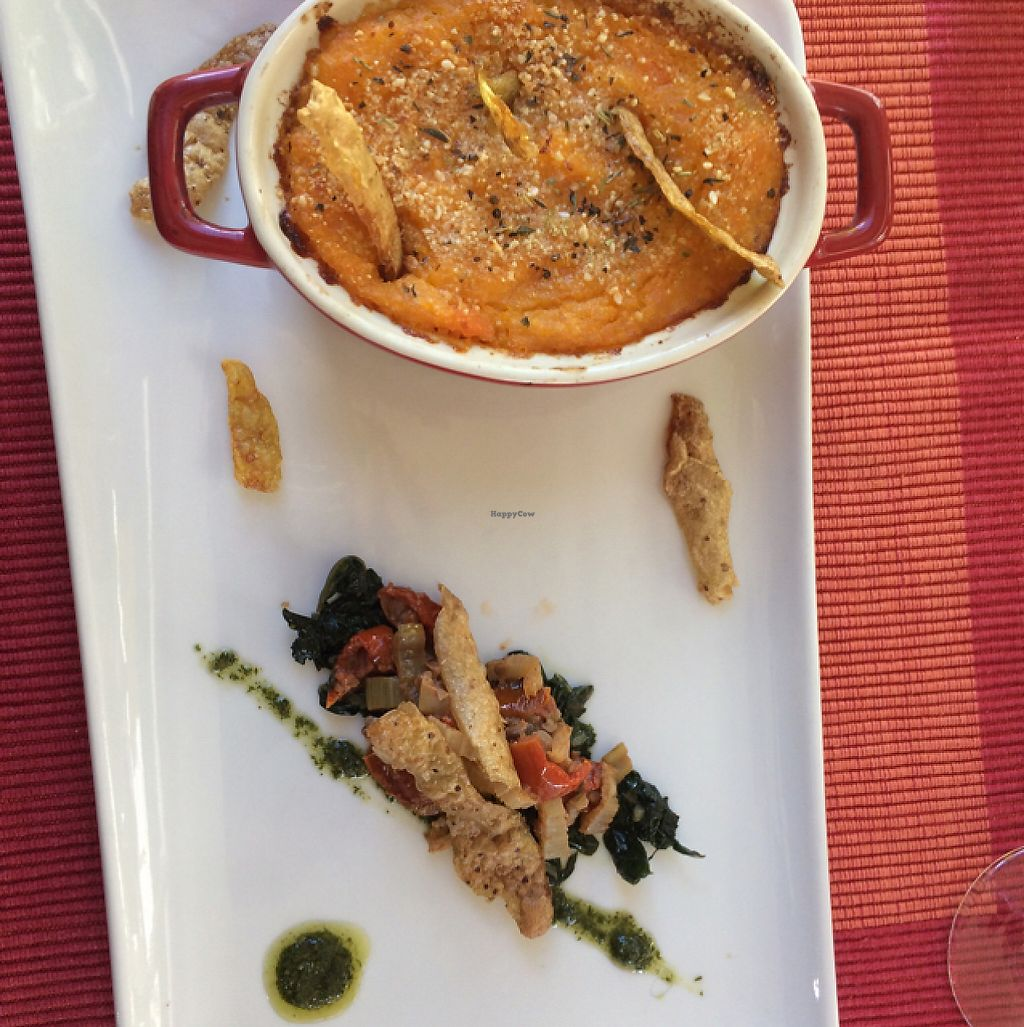 """Photo of CLOSED: Le Cri de la Carotte  by <a href=""""/members/profile/Magsm"""">Magsm</a> <br/>delicious and satisfying entree <br/> May 22, 2017  - <a href='/contact/abuse/image/92559/261293'>Report</a>"""