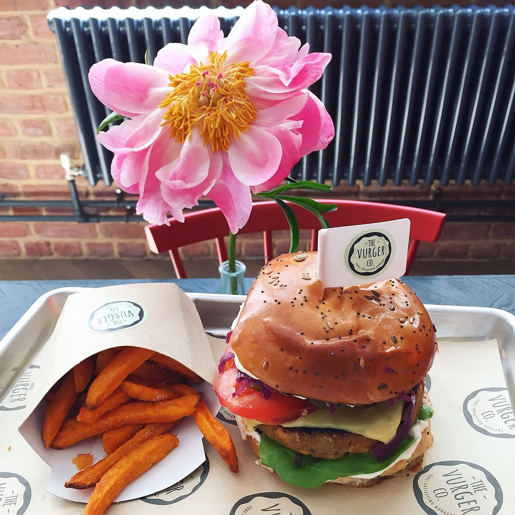 """Photo of The Vurger Co.  by <a href=""""/members/profile/koringal"""">koringal</a> <br/>Auburger deliciousness  <br/> March 22, 2018  - <a href='/contact/abuse/image/92574/374302'>Report</a>"""