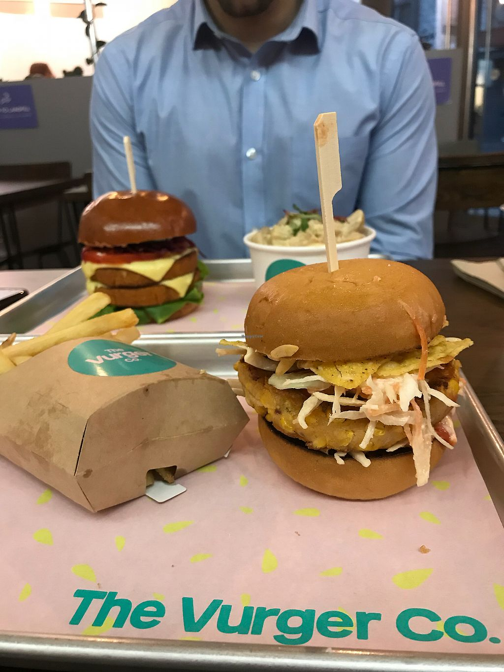"""Photo of The Vurger Co.  by <a href=""""/members/profile/Melissaj1990"""">Melissaj1990</a> <br/>Epic burgers! <br/> April 16, 2018  - <a href='/contact/abuse/image/92574/386880'>Report</a>"""