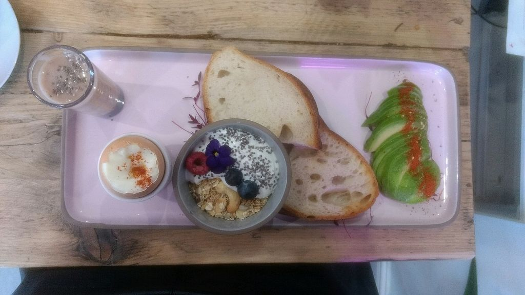 """Photo of Pom Kitchen  by <a href=""""/members/profile/VeggiKitty"""">VeggiKitty</a> <br/>The Brunch Board <br/> November 9, 2017  - <a href='/contact/abuse/image/92607/323453'>Report</a>"""