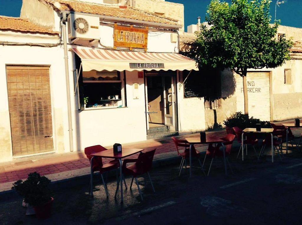 "Photo of Restaurante La Fruitería  by <a href=""/members/profile/community5"">community5</a> <br/>Restaurante La Fruitería <br/> May 23, 2017  - <a href='/contact/abuse/image/92619/261739'>Report</a>"