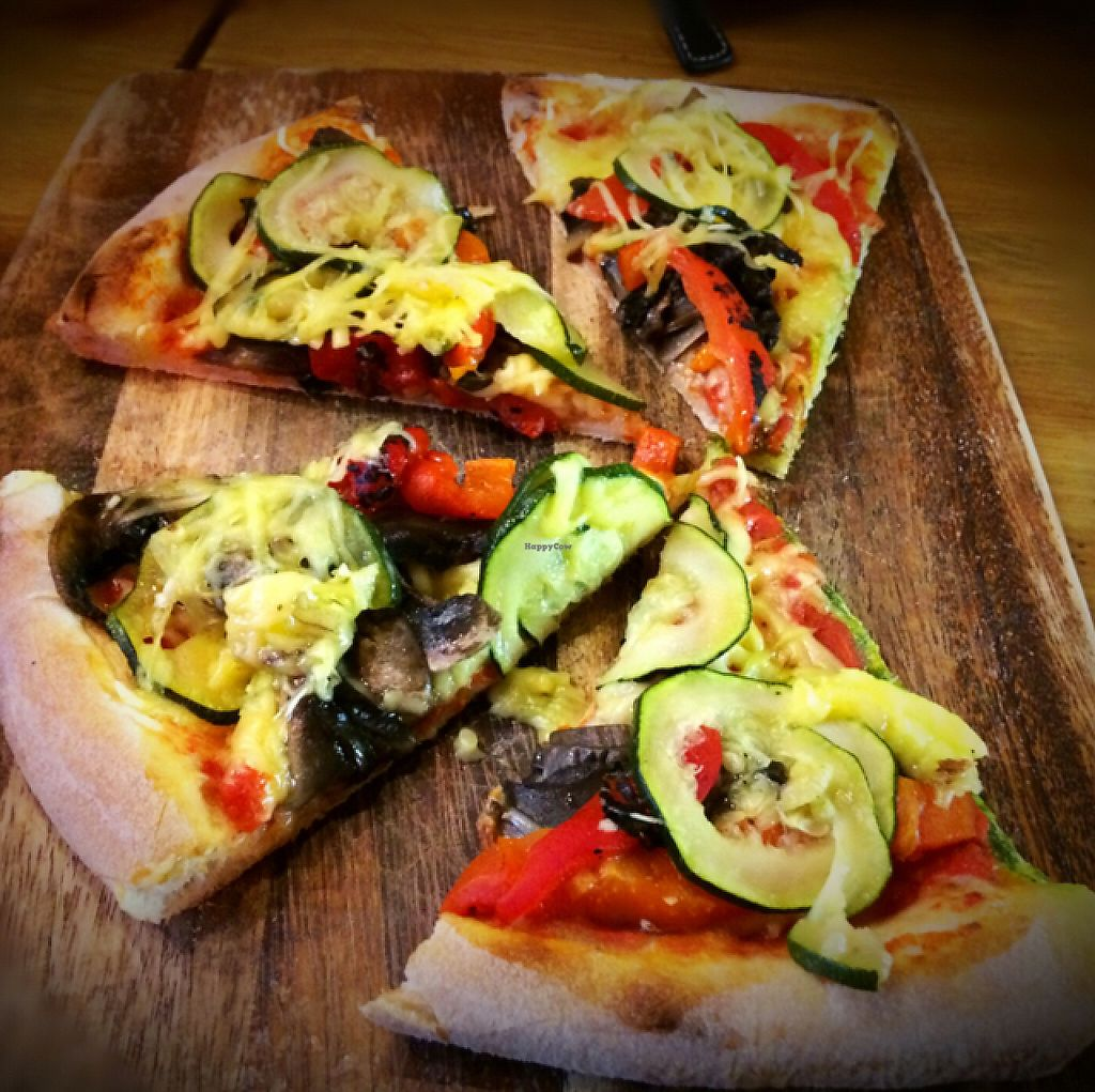 "Photo of Vegan Dublin Food Tour  by <a href=""/members/profile/Mr_Jackman"">Mr_Jackman</a> <br/>Vegan pizza from Aperitivo Pizzeria! <br/> June 5, 2017  - <a href='/contact/abuse/image/92631/266070'>Report</a>"