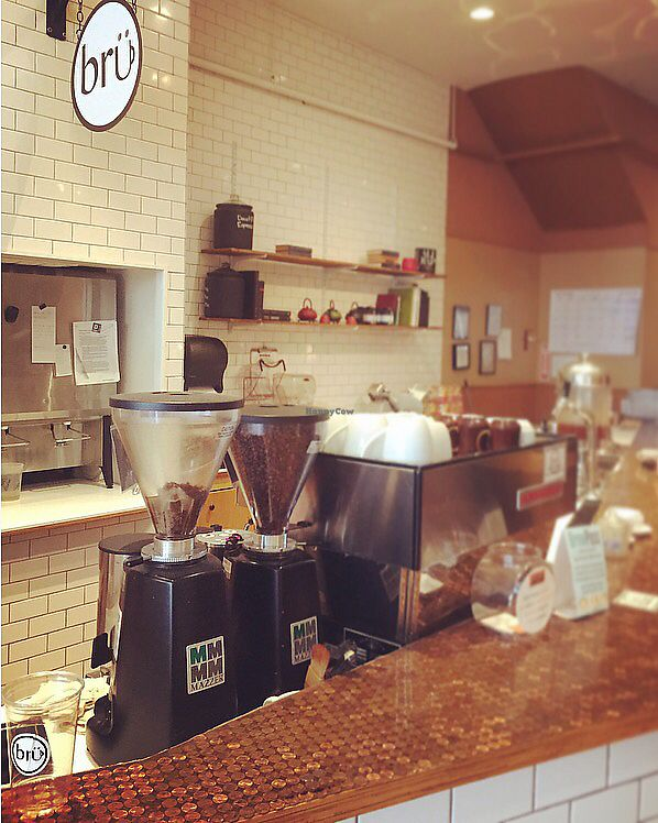 """Photo of Brü Chicago  by <a href=""""/members/profile/happycowgirl"""">happycowgirl</a> <br/>amazing espresso drinks <br/> August 15, 2017  - <a href='/contact/abuse/image/92645/293058'>Report</a>"""