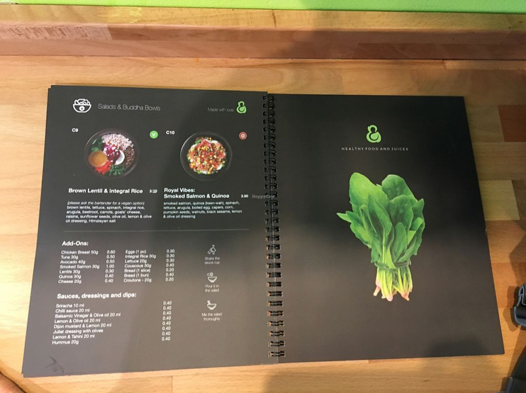 """Photo of green & protein  by <a href=""""/members/profile/KelseyHudspeth"""">KelseyHudspeth</a> <br/>salads and add one <br/> May 29, 2017  - <a href='/contact/abuse/image/92657/263965'>Report</a>"""