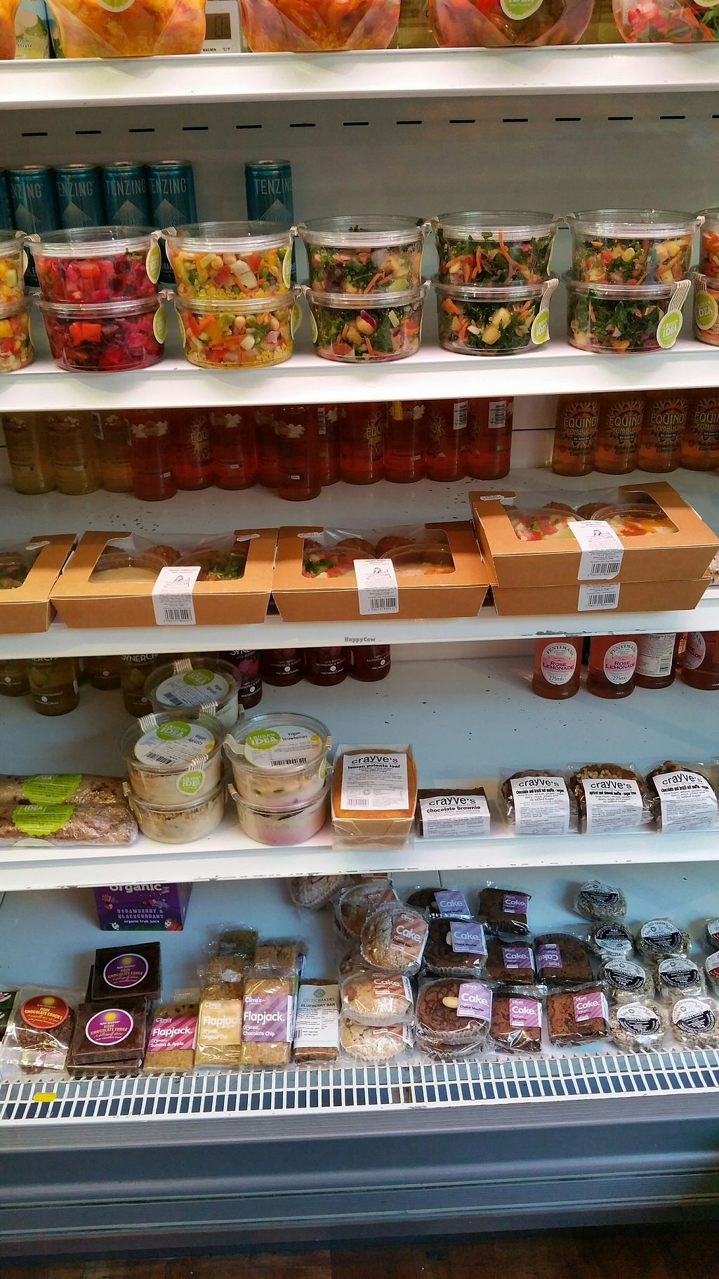 """Photo of Olivers Wholefood Store  by <a href=""""/members/profile/jollypig"""">jollypig</a> <br/>Snacks for Kew Gardens <br/> August 19, 2017  - <a href='/contact/abuse/image/9265/294303'>Report</a>"""