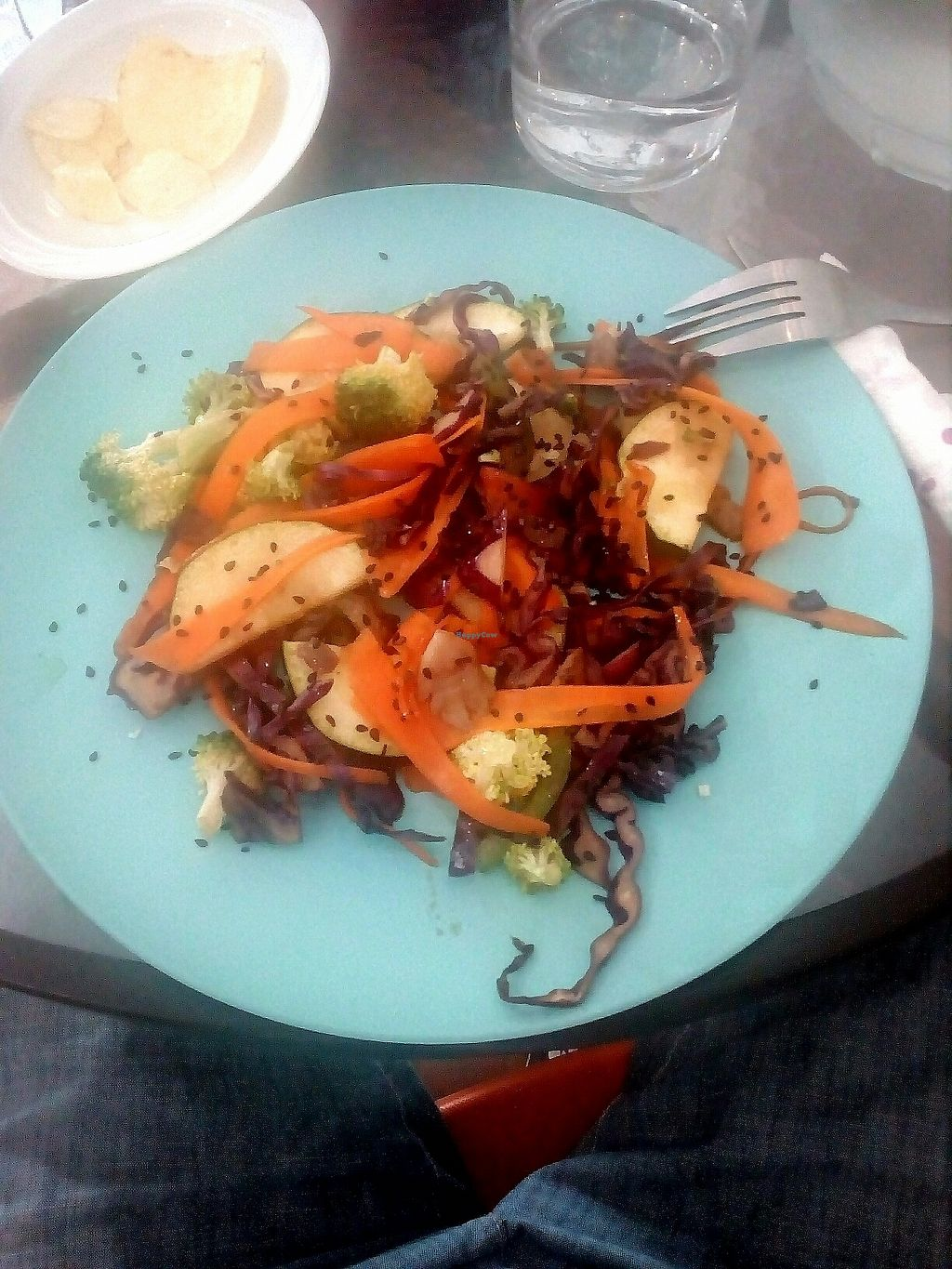 """Photo of El Enano Verde  by <a href=""""/members/profile/wyrd"""">wyrd</a> <br/>veggies wok <br/> July 23, 2017  - <a href='/contact/abuse/image/92691/283821'>Report</a>"""