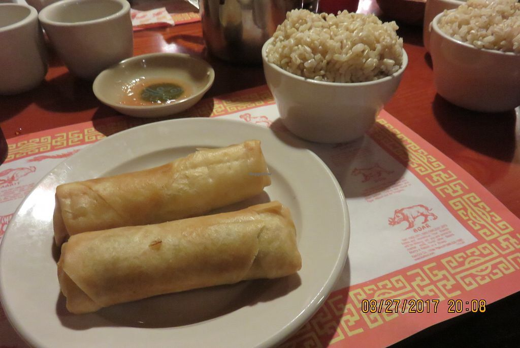 "Photo of Magical Rice  by <a href=""/members/profile/tracyrocks"">tracyrocks</a> <br/>vegan spring rolls <br/> January 6, 2018  - <a href='/contact/abuse/image/92692/343407'>Report</a>"