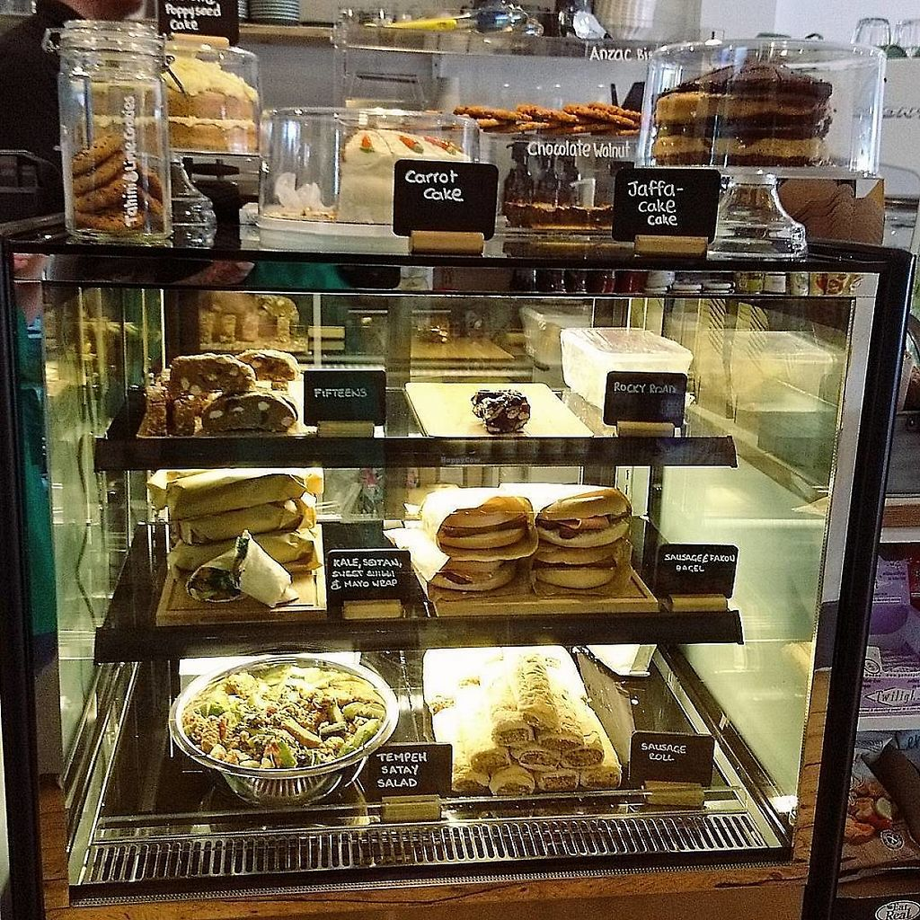 """Photo of 387 Ormeau Road  by <a href=""""/members/profile/Jamie4444"""">Jamie4444</a> <br/>Traybakes, sandwiches, etc <br/> May 22, 2017  - <a href='/contact/abuse/image/92697/261537'>Report</a>"""