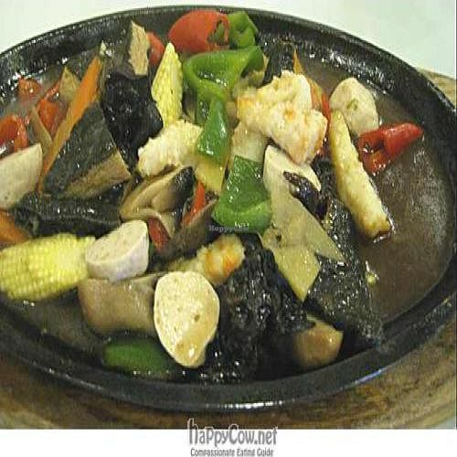 "Photo of A Foo Vegetarian Restaurant  by <a href=""/members/profile/cvxmelody"">cvxmelody</a> <br/>Seafood hot plate <br/> January 23, 2011  - <a href='/contact/abuse/image/9276/7132'>Report</a>"